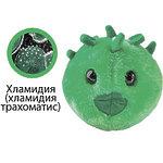 "Giant Microbes Плюшевая ""Хламидия"""