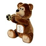 """Поющая игрушка """"Медвежонок с таймером"""""""