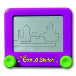 """Волшебный экран """"Etch-A-Sketch"""", 13 см, цвет в ассортименте"""