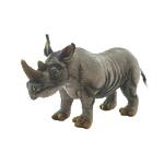 """Мягкая игрушка """"Черный носорог"""", 46 см"""