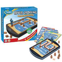 """Игра-головоломка """"River crossing"""" (Опасная переправа)"""