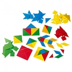 """Конструктор Gigo """"Plastic tangram"""" (Гиго. Танграм)"""