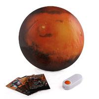 """Настенный светильник """"Марс"""" с реалистичной поверхностью"""