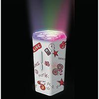 """Световой проектор с цветовыми и световыми эффектами """"In My Room"""" (Ин май рум)"""