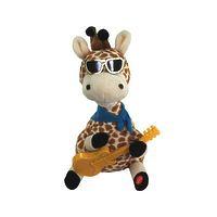"""Поющая игрушка """"Влюбленный Жираф"""""""