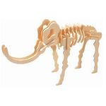 """Конструктор 3D Деревянные пазлы """"Динозавры. Мамонт"""""""