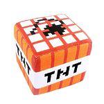 """Плюшевая игрушка """"TNT Block"""" (ТНТ Блок) маленький, 10 см"""
