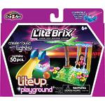 """Конструктор Lite Brix Girls (Лайт Брикс Гёлс) """"Пикник (35731) или Игровая площадка (35732)"""""""