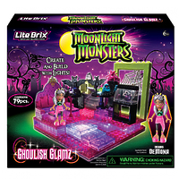 "Конструктор Lite Brix Moonlight (Лайт Брикс Мунлайт) ""Страшный гламур"""