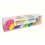Большой комплект дополнительных резиночек №1 (7 цветов, 2100 шт.)