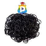 Комплект дополнительных резиночек №13 (цвет черный, 300 шт.)