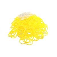 Комплект дополнительных резиночек №29 (цвет желтый, 300 шт.)