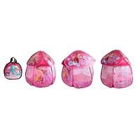 """Детская игровая палатка в сумке """"Winx"""" 100х90х95см"""