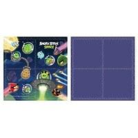 "Коврик-пазл ""Angry Birds Space"", 119х119 см"