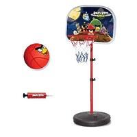 """Спортивная игра Angry Birds """"Стойка Баскетбольная с кольцом"""", высота 125-165 см"""