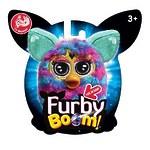"Плюшевая игрушка ""Furby"" сердце, 11 см, со звуком"