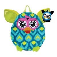 """Плюшевый рюкзак """"Furby"""" павлин, 35 см"""