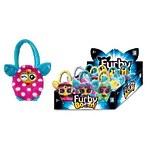 "Плюшевая сумочка ""Furby"" горох, 12 см"