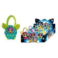 "Плюшевая сумочка ""Furby"" павлин, 12 см"