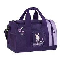 """Детская спортивная сумка """"Олень"""" фиолетовый"""