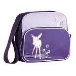 """Детская сумка квадратная мини """"Олень"""" фиолетовый"""