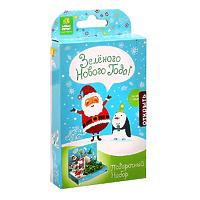 """Подарочный набор для выращивания Живая открытка """"Зелёного Нового года"""""""