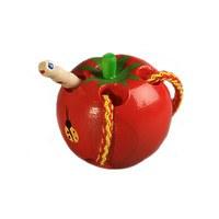 Развивающая игрушка «Шнуровка «Помидорчик», расписная