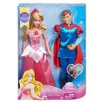 """Набор кукол """"Спящая красавица и принц Филипп"""""""