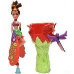 """Кукла Sky Dancers """"Jade"""", в наборе с запускающим устройством."""