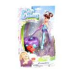Кукла Sky Dancers Camille, в наборе с запускающим устройством.