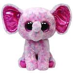 """Мягкая игрушка Beanie Boo's """"Слоненок Ellie"""" 15см"""