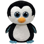 "Мягкая игрушка Beanie Boo's ""Пингвин Waddles"" 40,64 см"