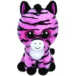 """Мягкая игрушка Beanie Boo's """"Зебра Zoey"""" 33 см"""