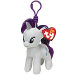 """Мягкая игрушка My Little Pony """"Брелок Пони Rarity"""" 15см"""