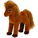 "Мягкая игрушка Beanie Boo's ""Лошадка Gallops"" 17 см"