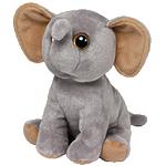 """Мягкая игрушка Beanie Boo's """"Слоненок Sahara"""" 15 см"""