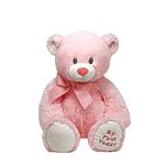 """Мягкая игрушка Classic """"Медвежонок"""" розовый, 38 см"""