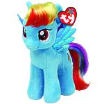 """Мягкая игрушка My Little Pony """"Пони Rainbow Dash"""" 33см"""