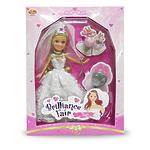 """Кукла Brilliance Fair """"Невеста"""" 27 см, с расческой, кольцом и букетом"""