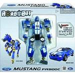 """Игрушка """"Робот-трансформер Ford Mustang FR500C"""""""