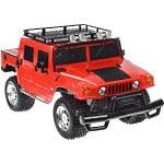 """Игрушка радиоуправляемая """"Машина Hummer H1 SUT"""" полноприводная с аккумулятором, движение вперед-наза"""
