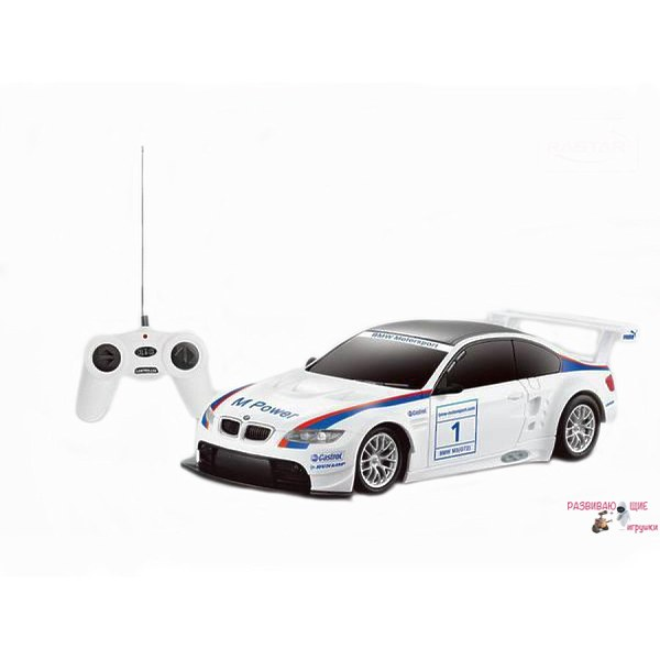 """Игрушка радиоуправляемая """"Машина BMW M3"""""""
