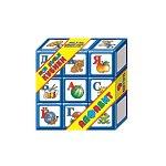 """Набор кубиков """"Алфавит"""", 9 штук"""