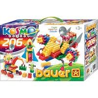 """Конструктор """"Bauer"""" серии Космос, 206 элементов"""