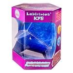 Лабиринтус Куб, 10см, синий, прозрачный