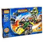Электромеханический конструктор IRobot. Серия: Роботы. Трёхглазик