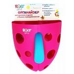 """Органайзер для игрушек и банных принадлежностей на присоске """"Roxy-kids"""""""