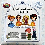 """Кукла """"Collection Doll. Виктория"""", набор аксессуаров"""