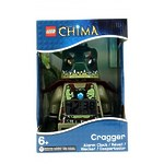 Будильник Lego Legends of Chima, минифигура Cragger