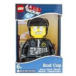 Будильник Lego Movie, минифигура Bad Cop